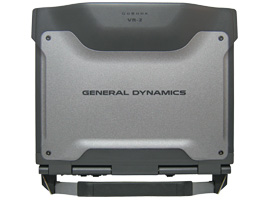 General Dynamics Itronix IX605 GoBook VR-2